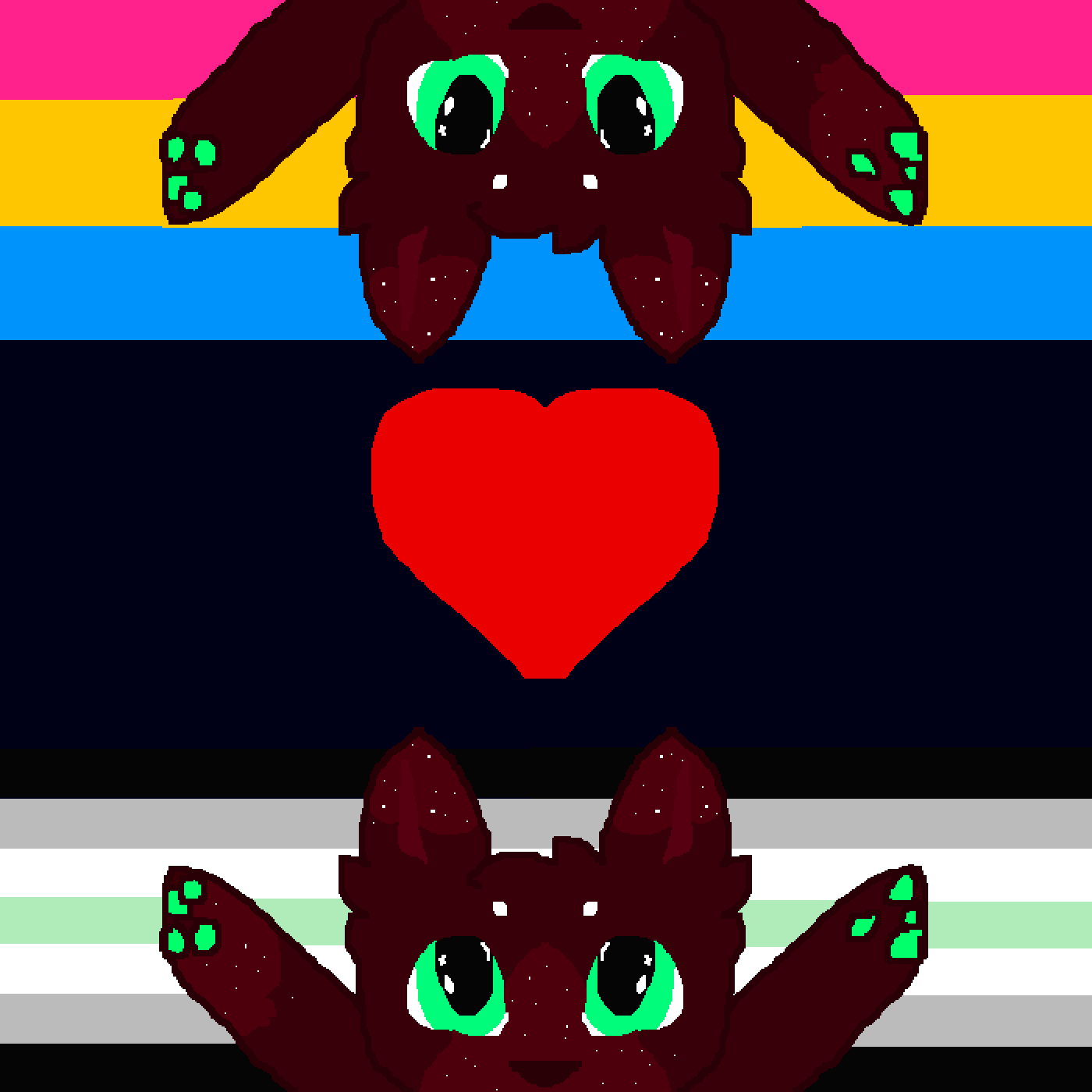 My pride flags (Icon) by VelvetSoda