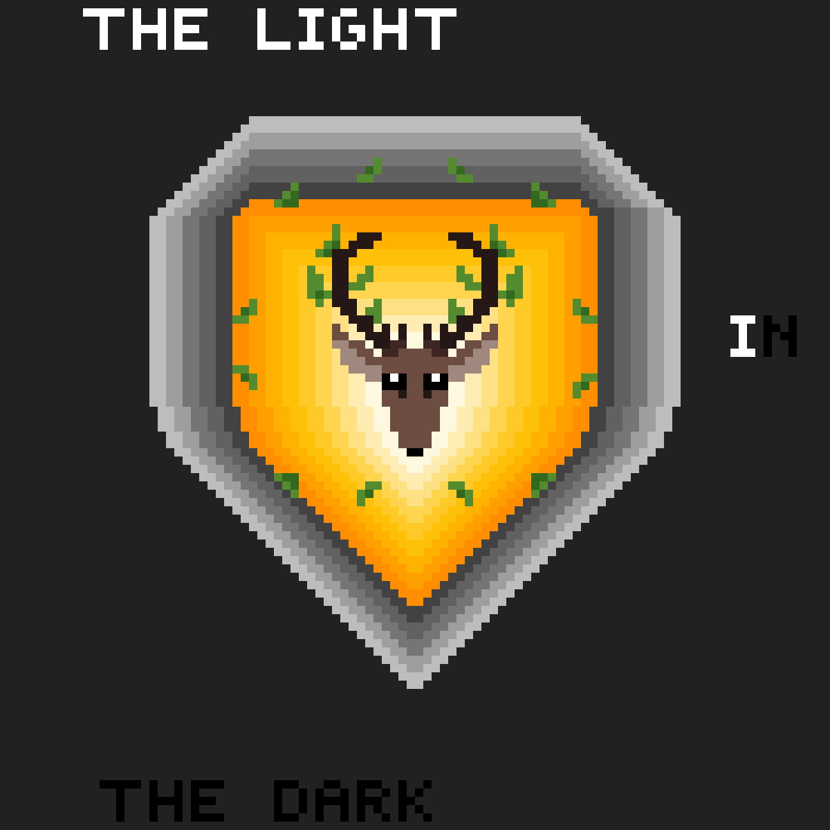 Spirit of the Deer by ElementGoddess