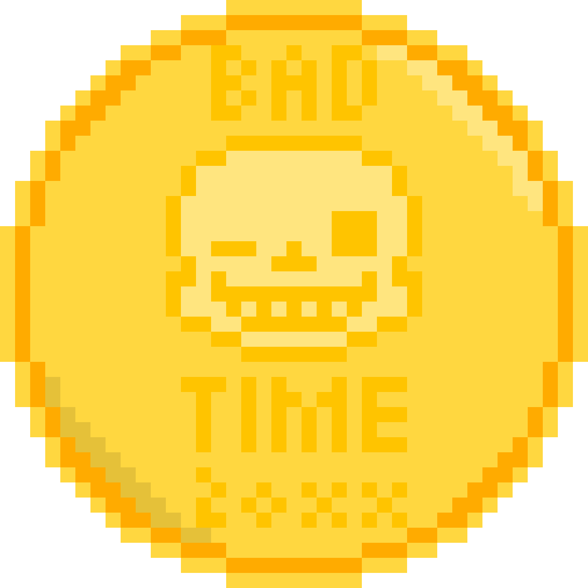 main-image-Bad Time Coin  by CharaDreemurr00