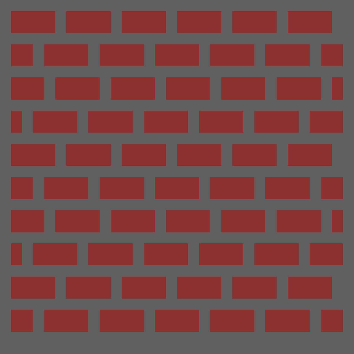 Brick by Purplebees