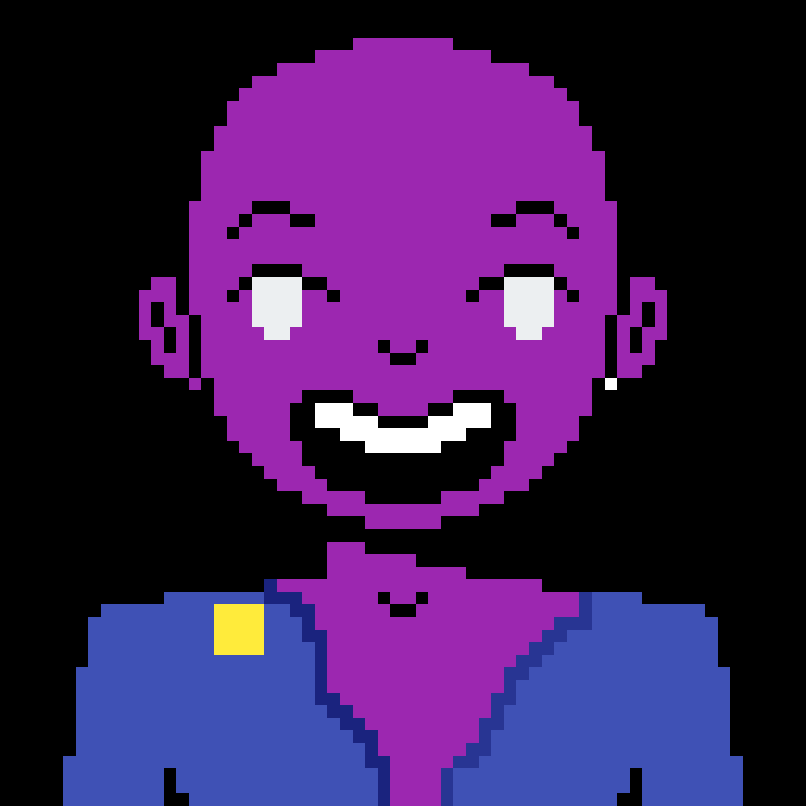 Purple Guy from Five Nights At Freddy's  by VDizzle-Art