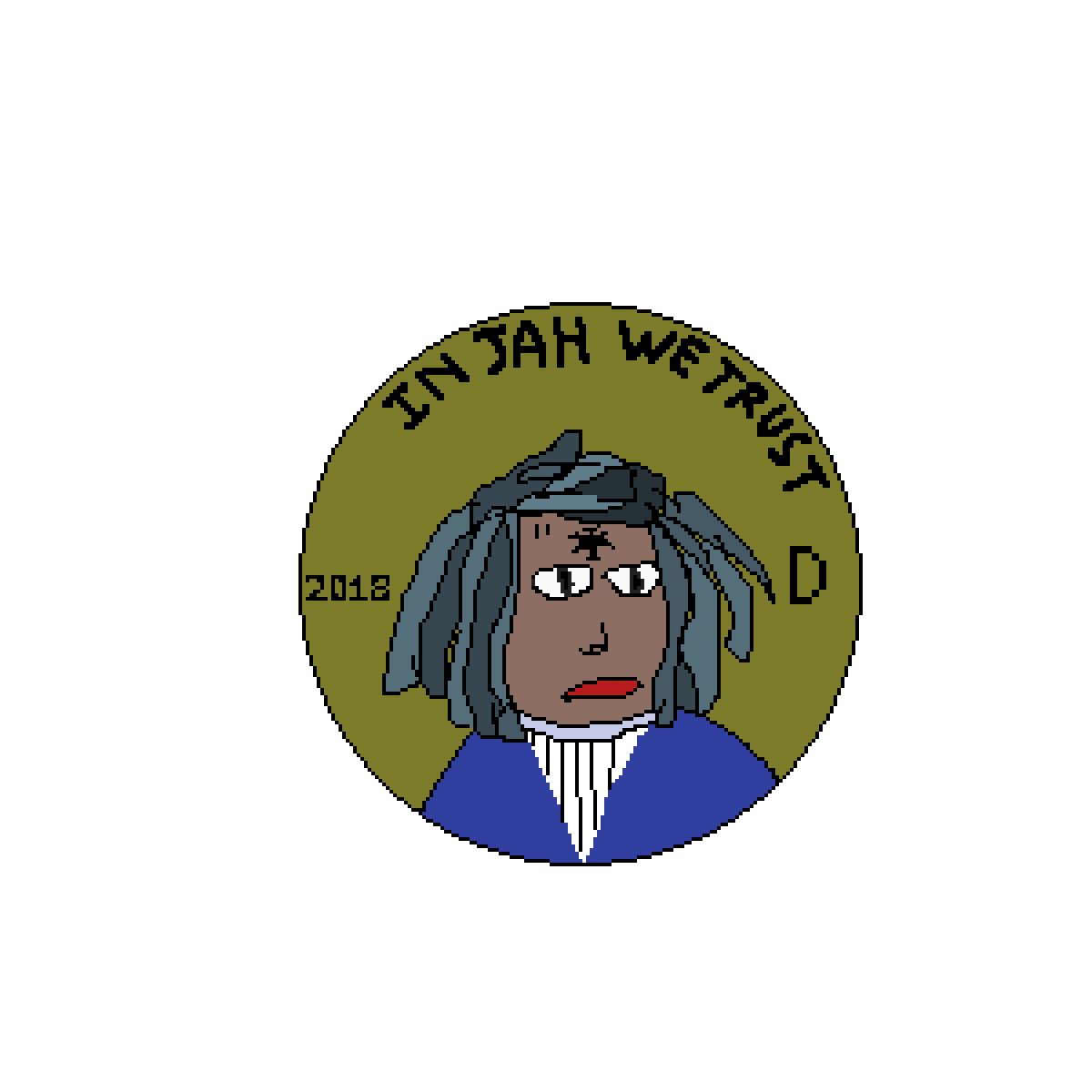 JAHCOIN by stopnads