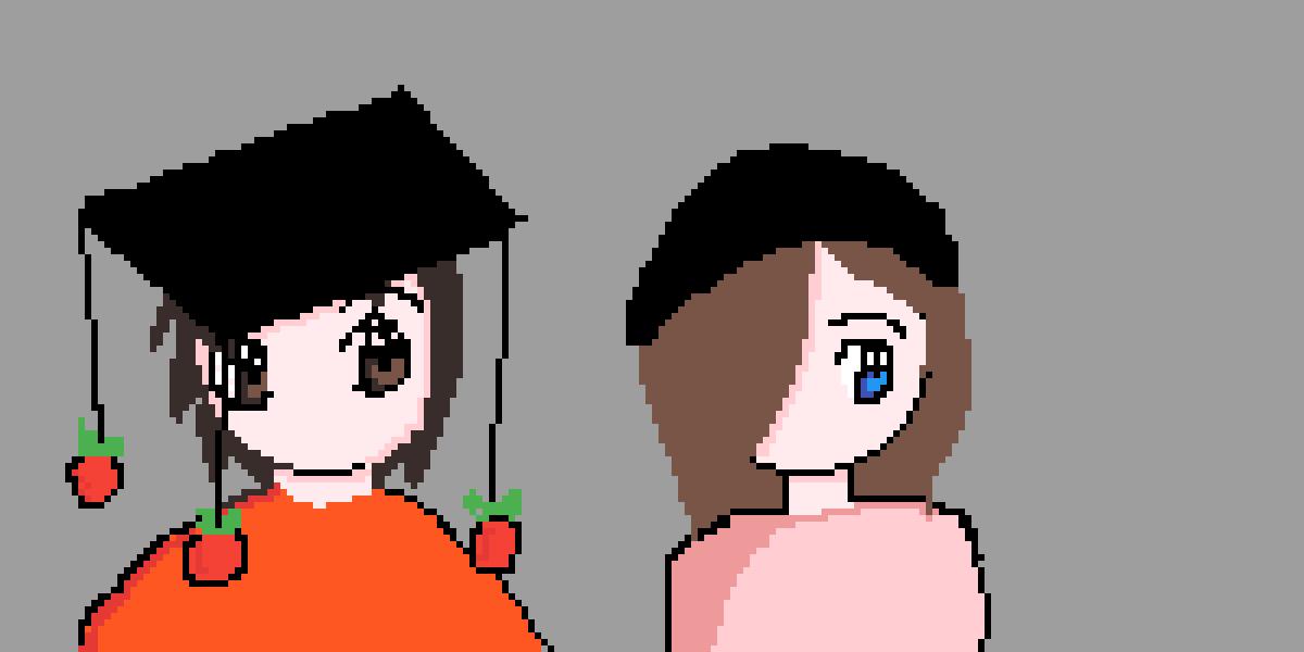 Sabrina and Logan by NaikaC