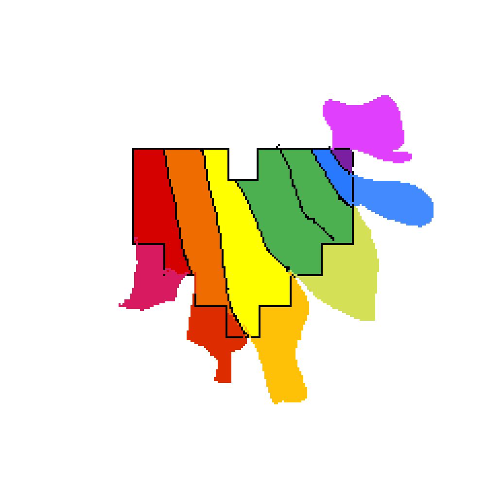 a rainbow by jade-a-god-atok