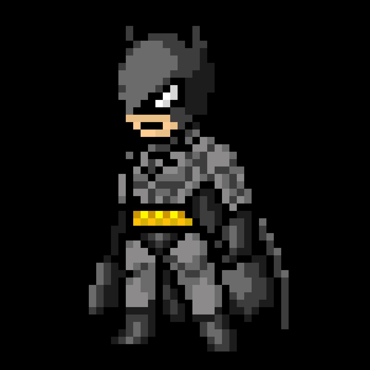 Batman by CalebisNotHuma2