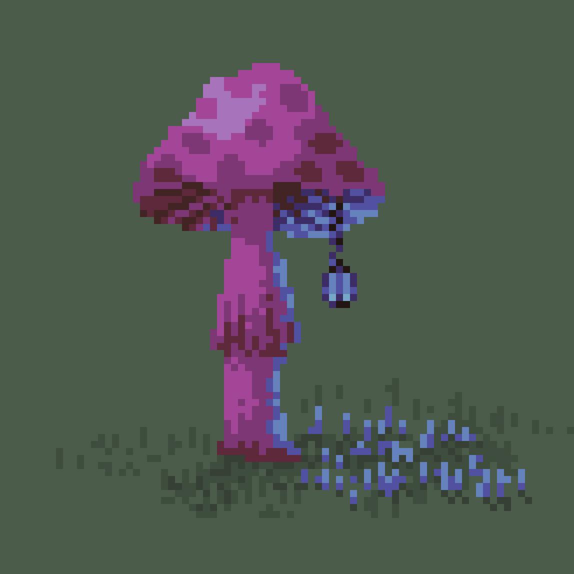 main-image-Mushroom  by 8-bit-adventure
