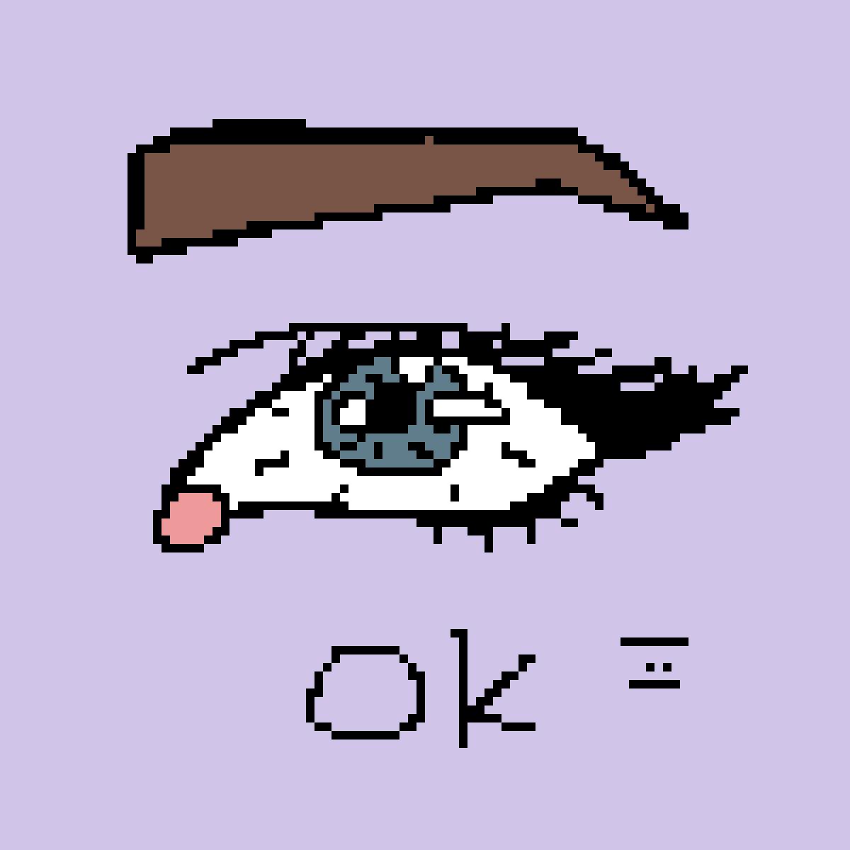 eyeball by TheYellowWolf