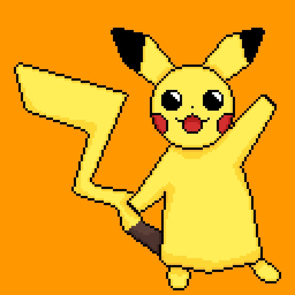Pikachu by WenWanTin