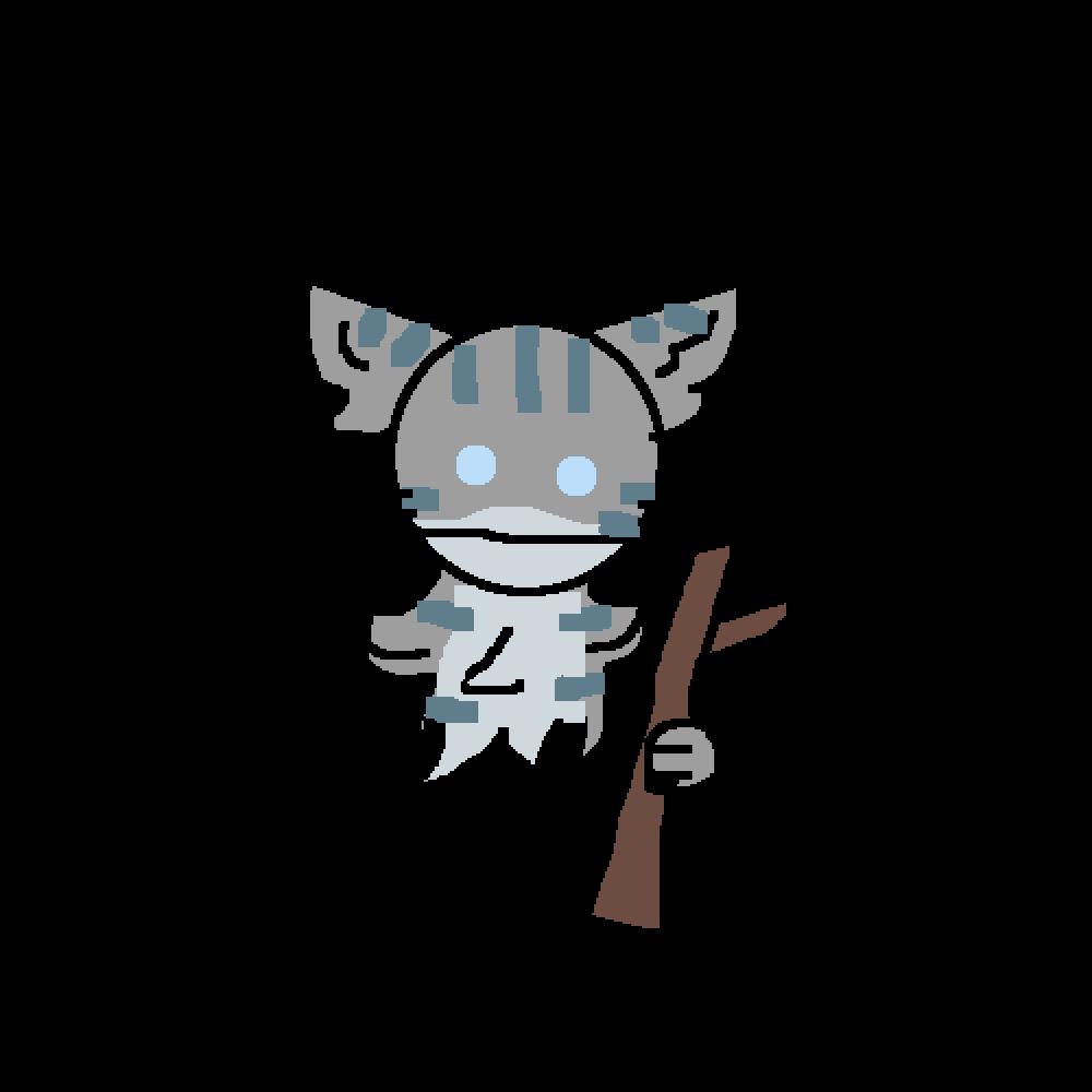 Jayfeather x Stick by TurquoiseArtz