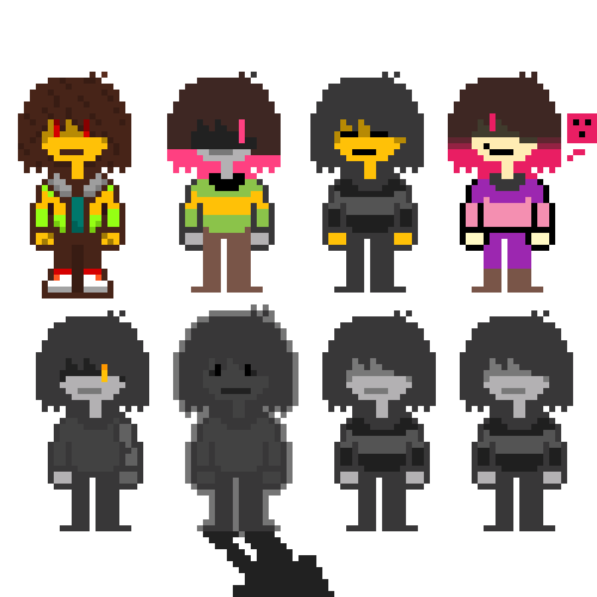 Frisk Collaberation by RealRox230