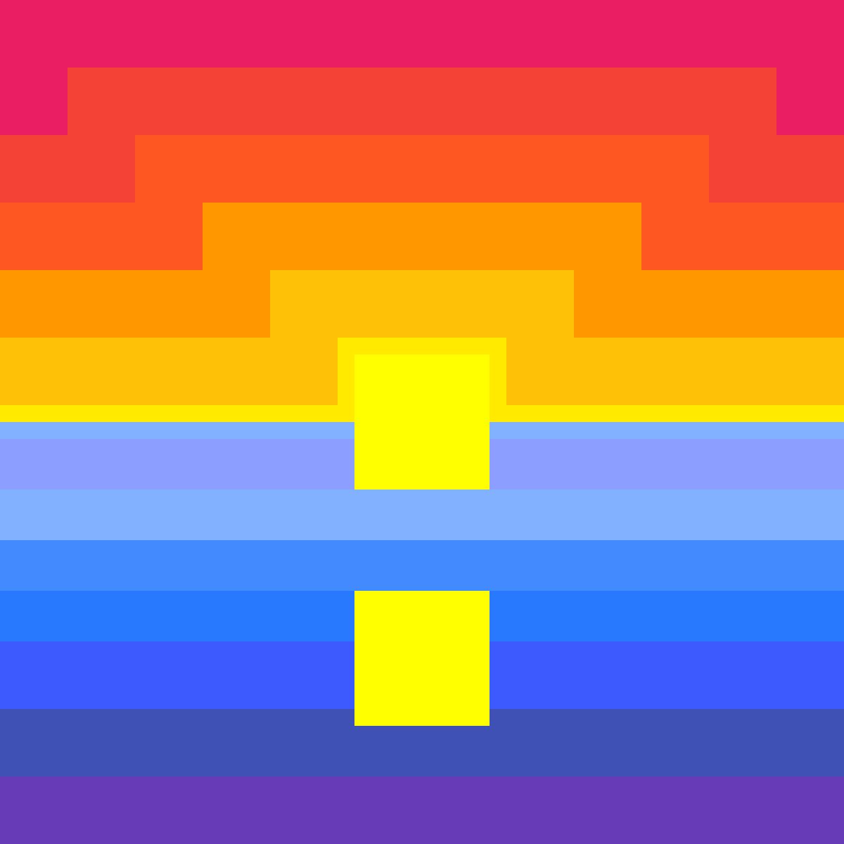 Sunset by Pixelartist9