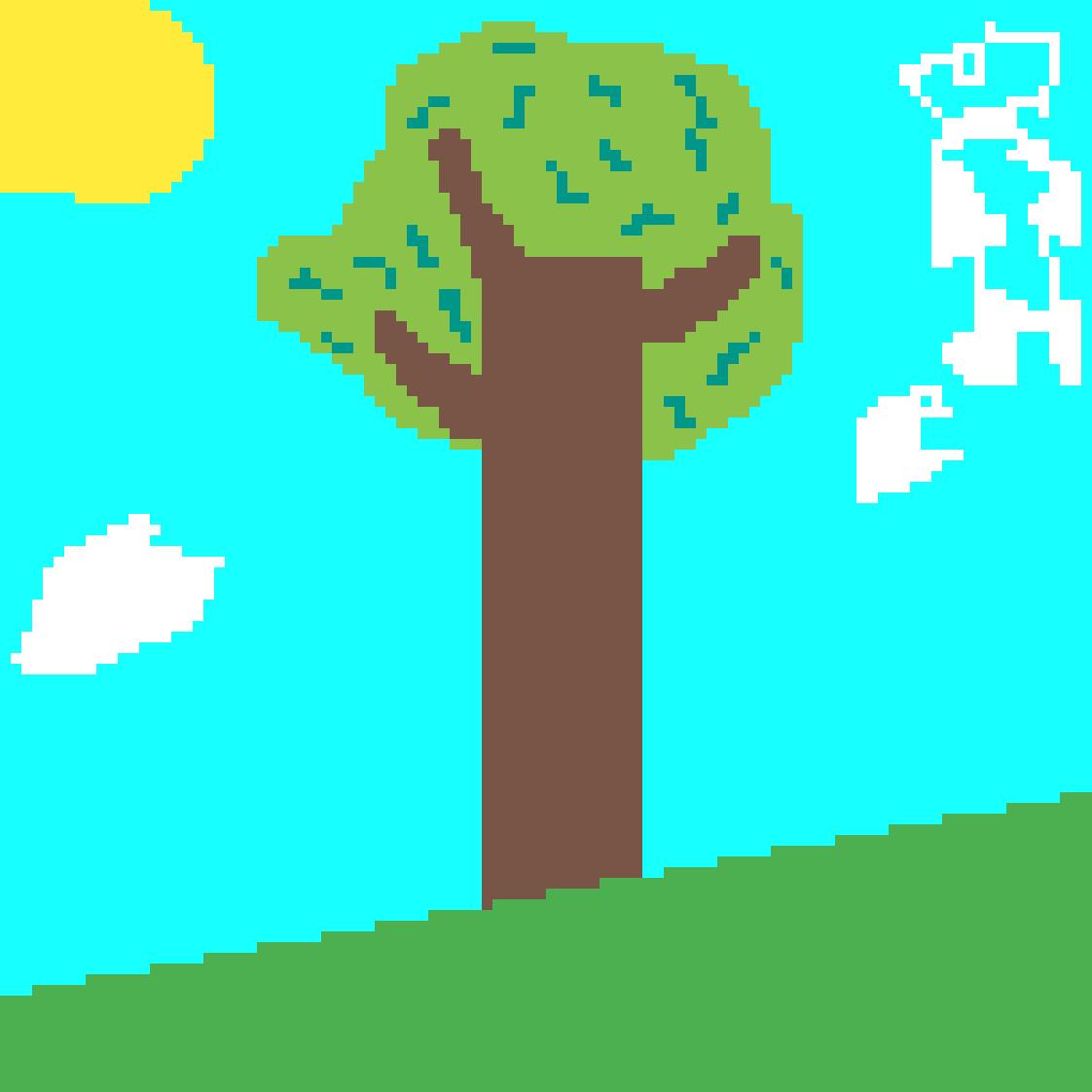 tree by Amidala