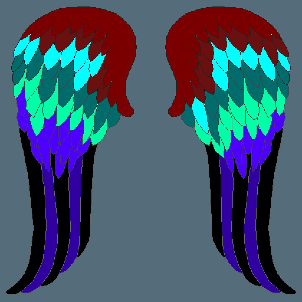 Wolfy's Wings by WolfyJazzing