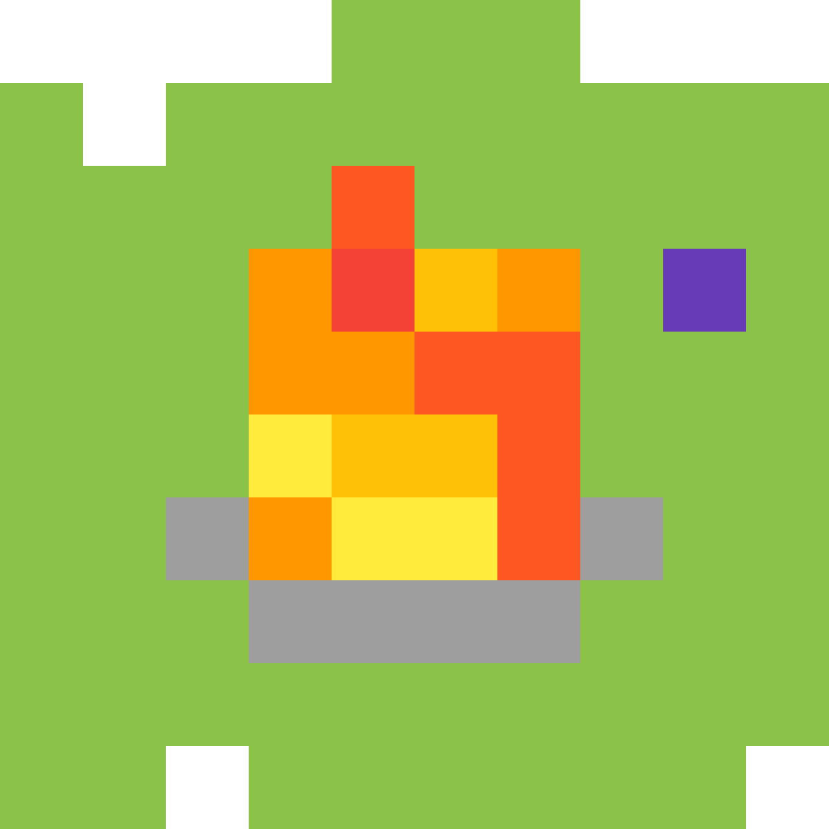 main-image-Campfire sizing gone wrong  by TylerPatterson