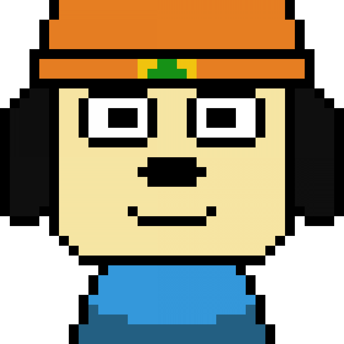 Parappa  by Tunderous