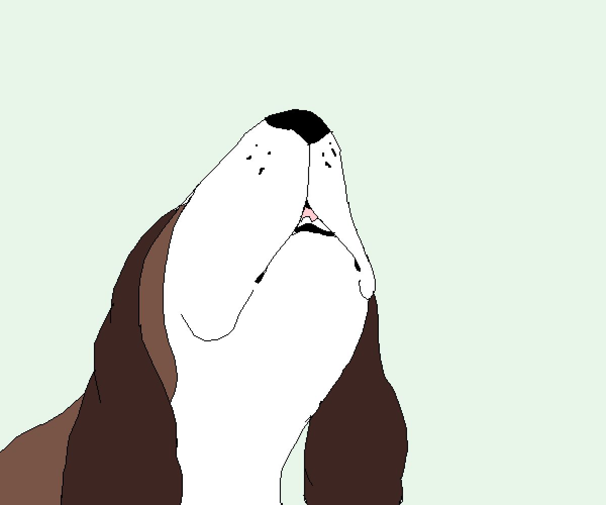 Sniffer Hound by Ele