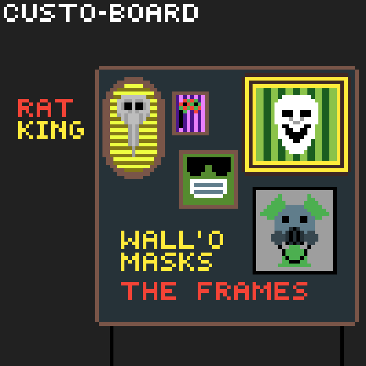 Custo-Board  by Rat-King