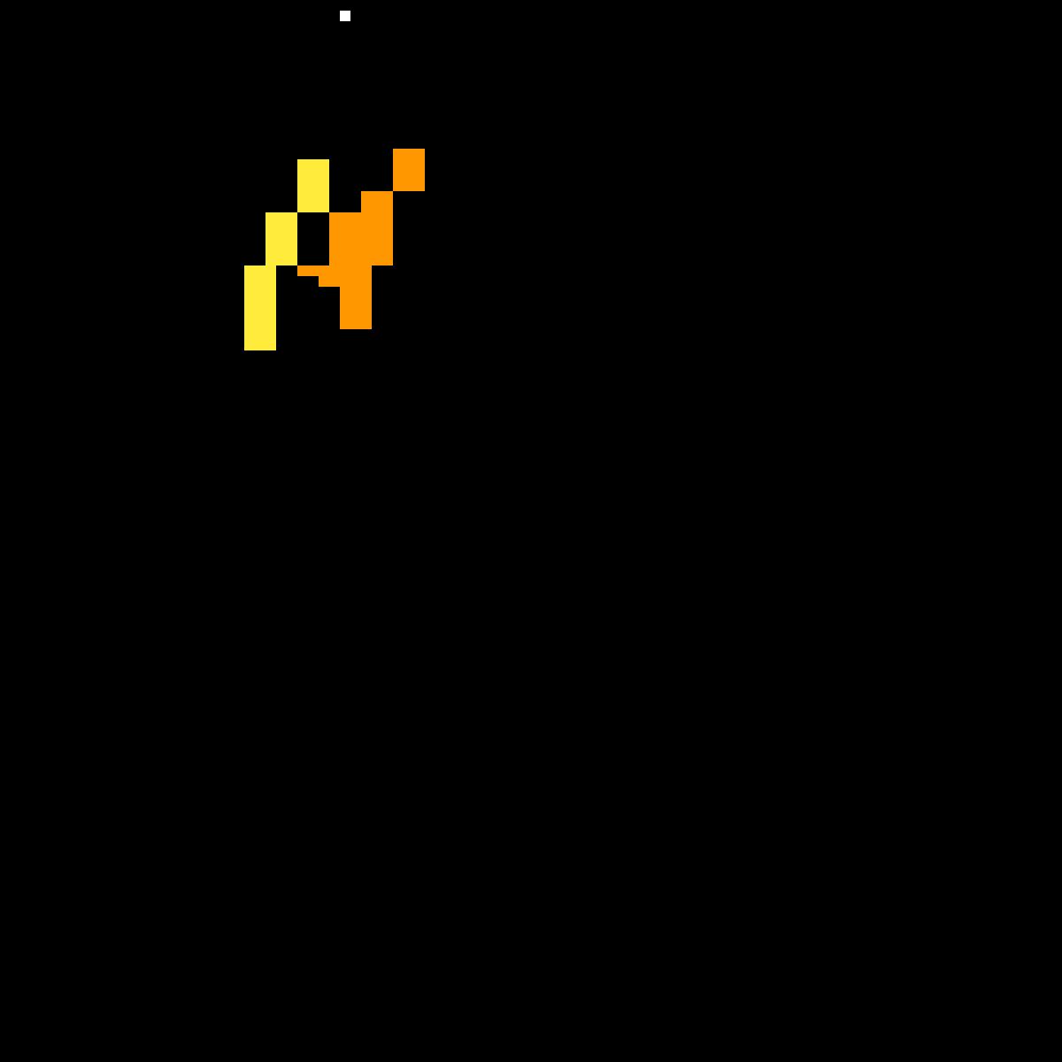 Pixilart - Prestonplayz fire logo by Anonymous