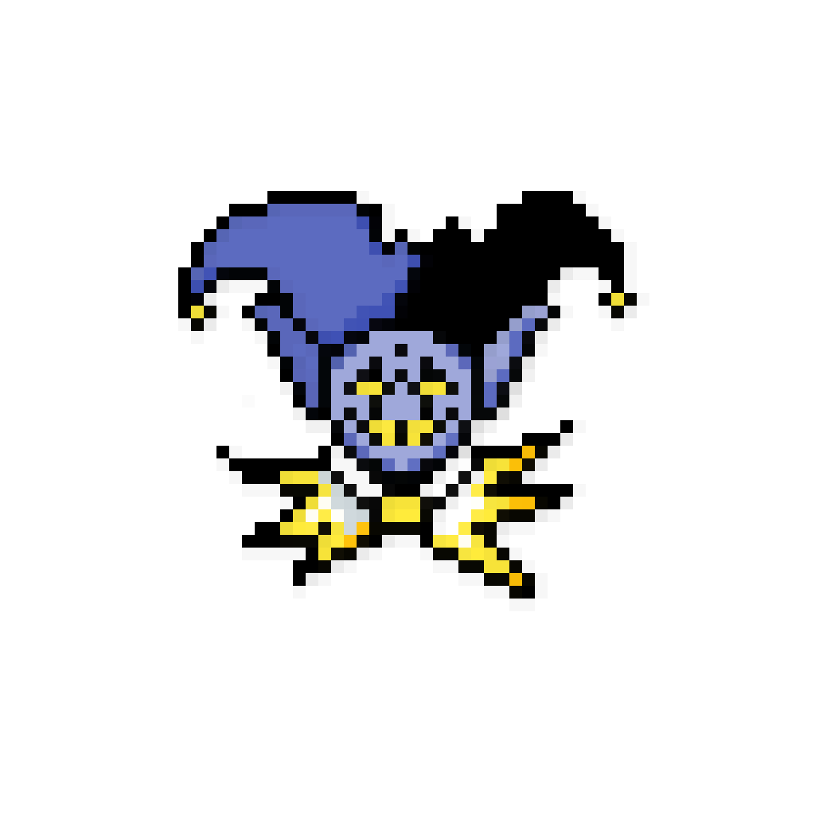 The ultimate jevil head by MonoandSnow