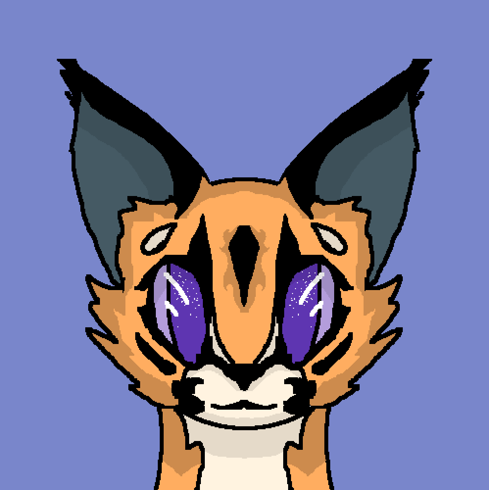 main-image-A Caracal  by AngelGlitch