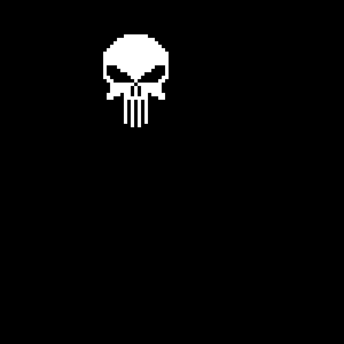 Skull by TheTrueCandy
