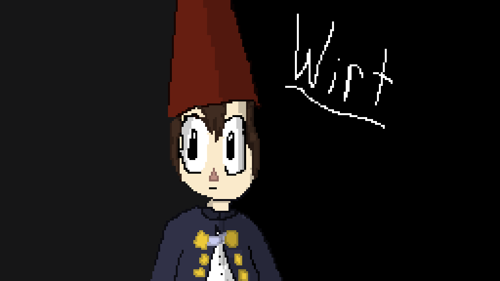 Wirt over the garden wall by RonnaWuzHere