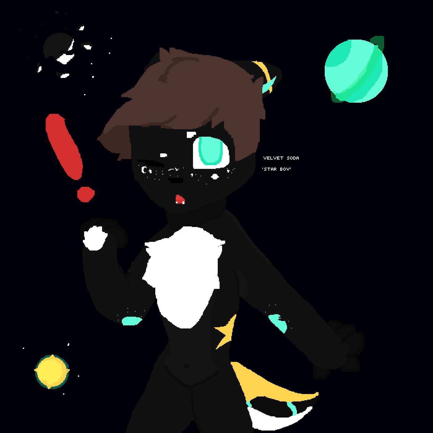 """""""Star Boy"""" by VelvetSoda"""