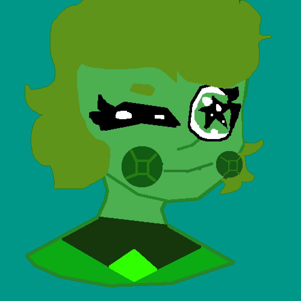 Emerald by aGreenRock
