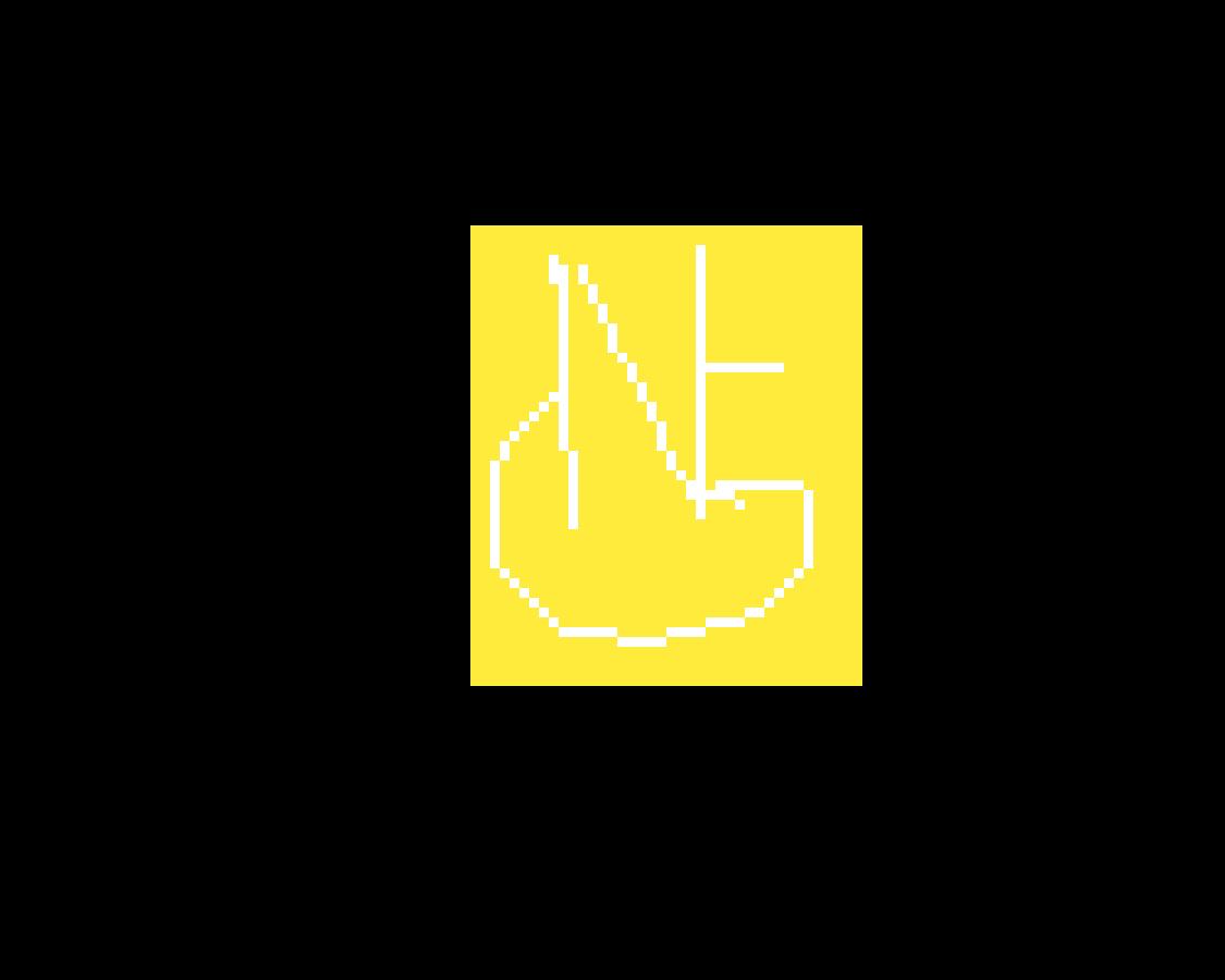 Pixilart National Geographic Logo Fanmade By Pixeldrawingboy