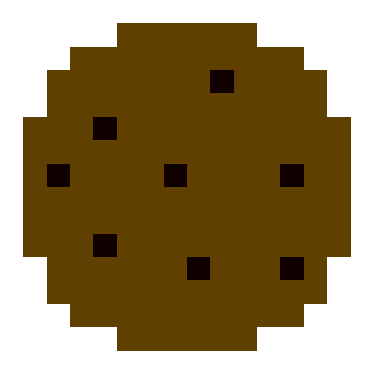 Chocolate Chip Cookie (NES-Style) by Rowan39