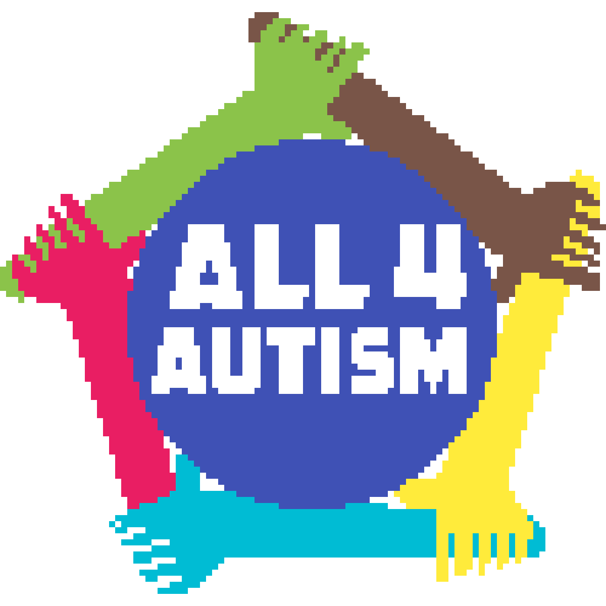 Pixilart All 4 Autism Hd By Unnamedracing