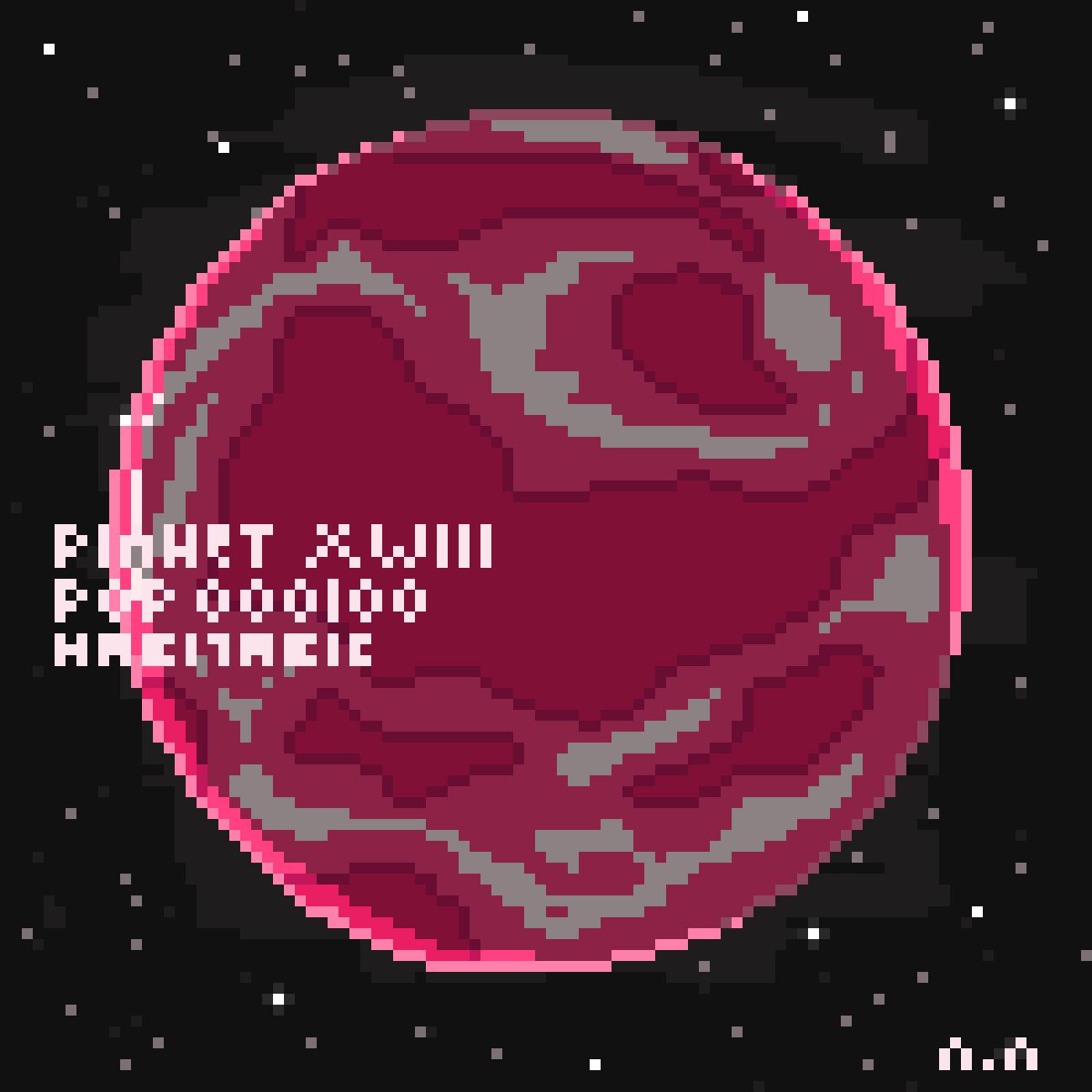 Planet XWIII by PixFem