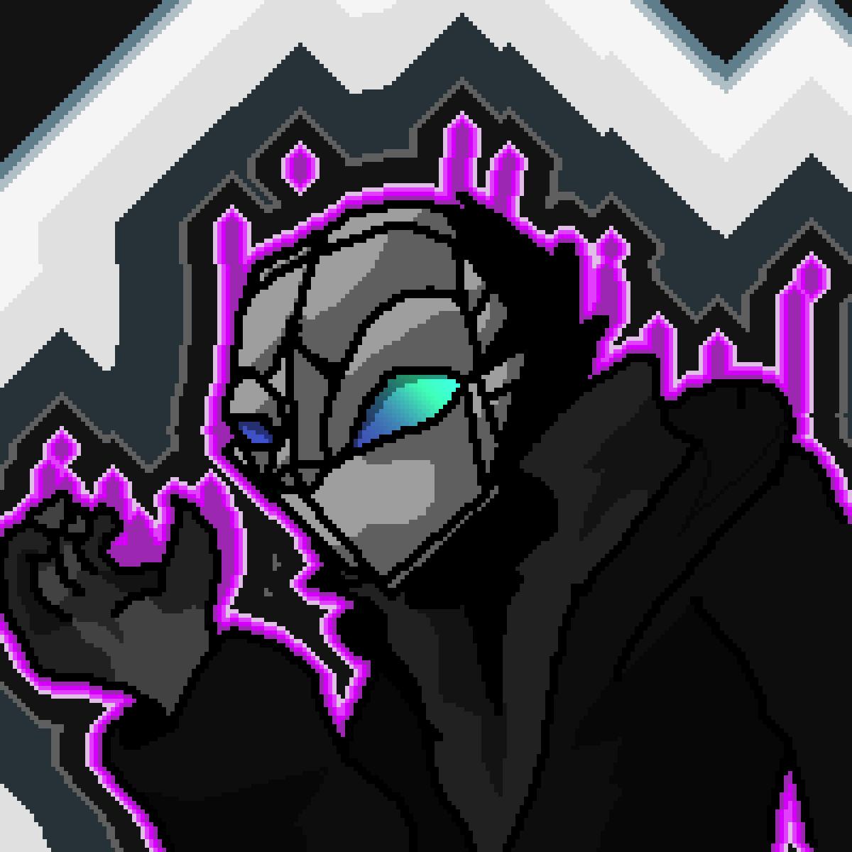 villain : Void by wirdzone