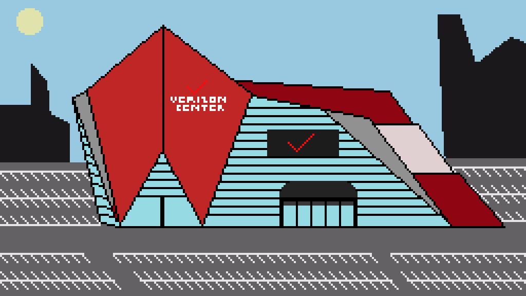 Verizon Center a.k.a Celtic staduim by TheJunkTrain