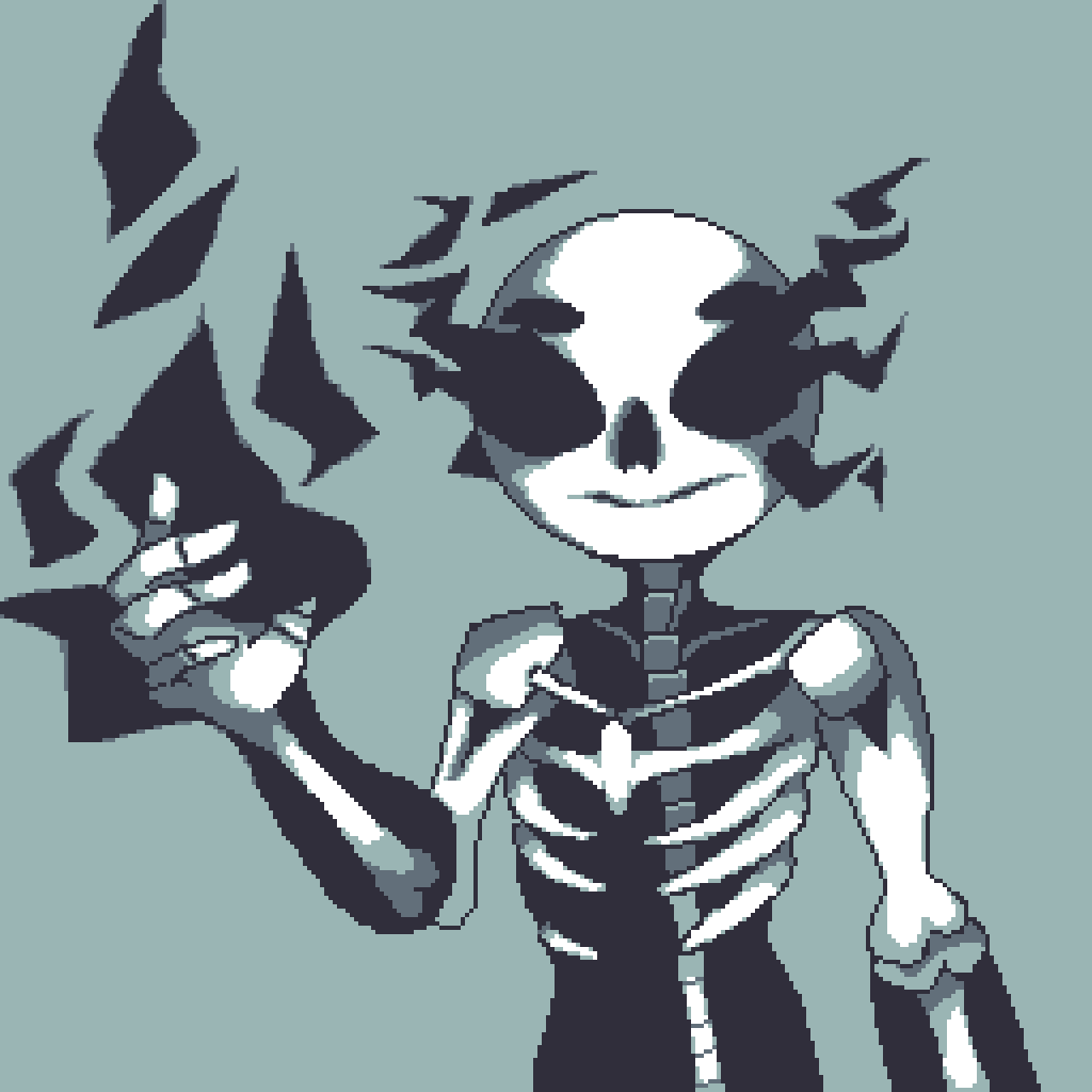 The demigod of death