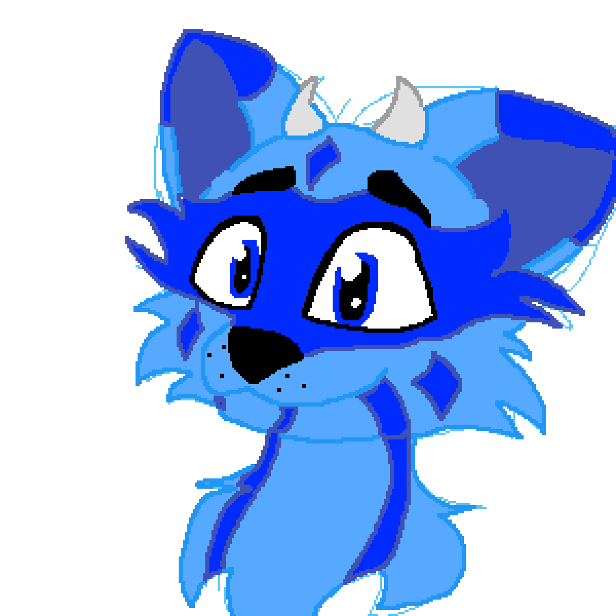 (updated) new drawing and furry design by OI-BOI-SUPA-DOI