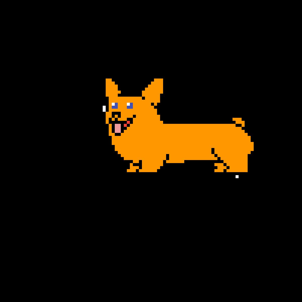 dog by vovchik