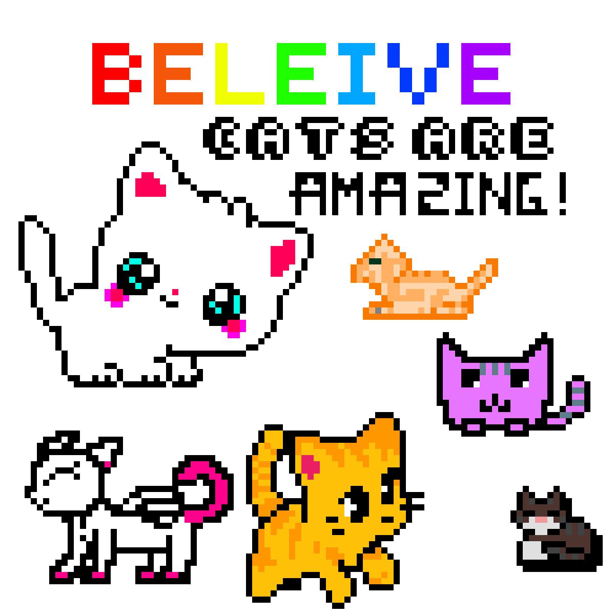 main-image-go cats!  by kawaiilolypop
