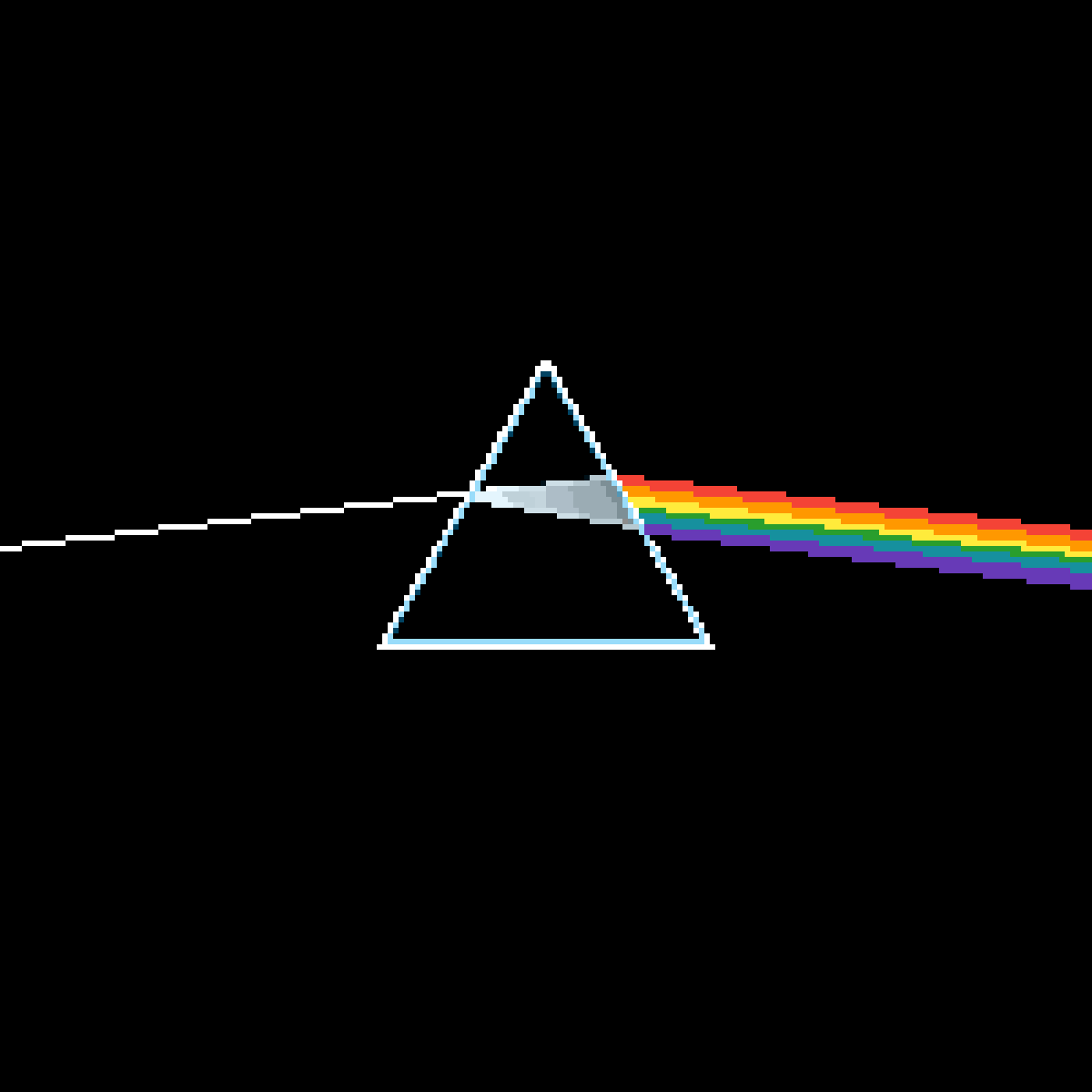 The Dark Side of the Moon by Cosmos16