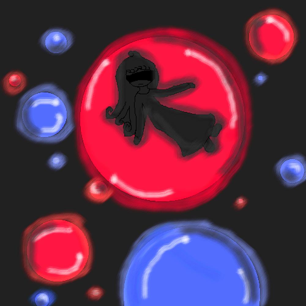 orbs by mybaddrawings