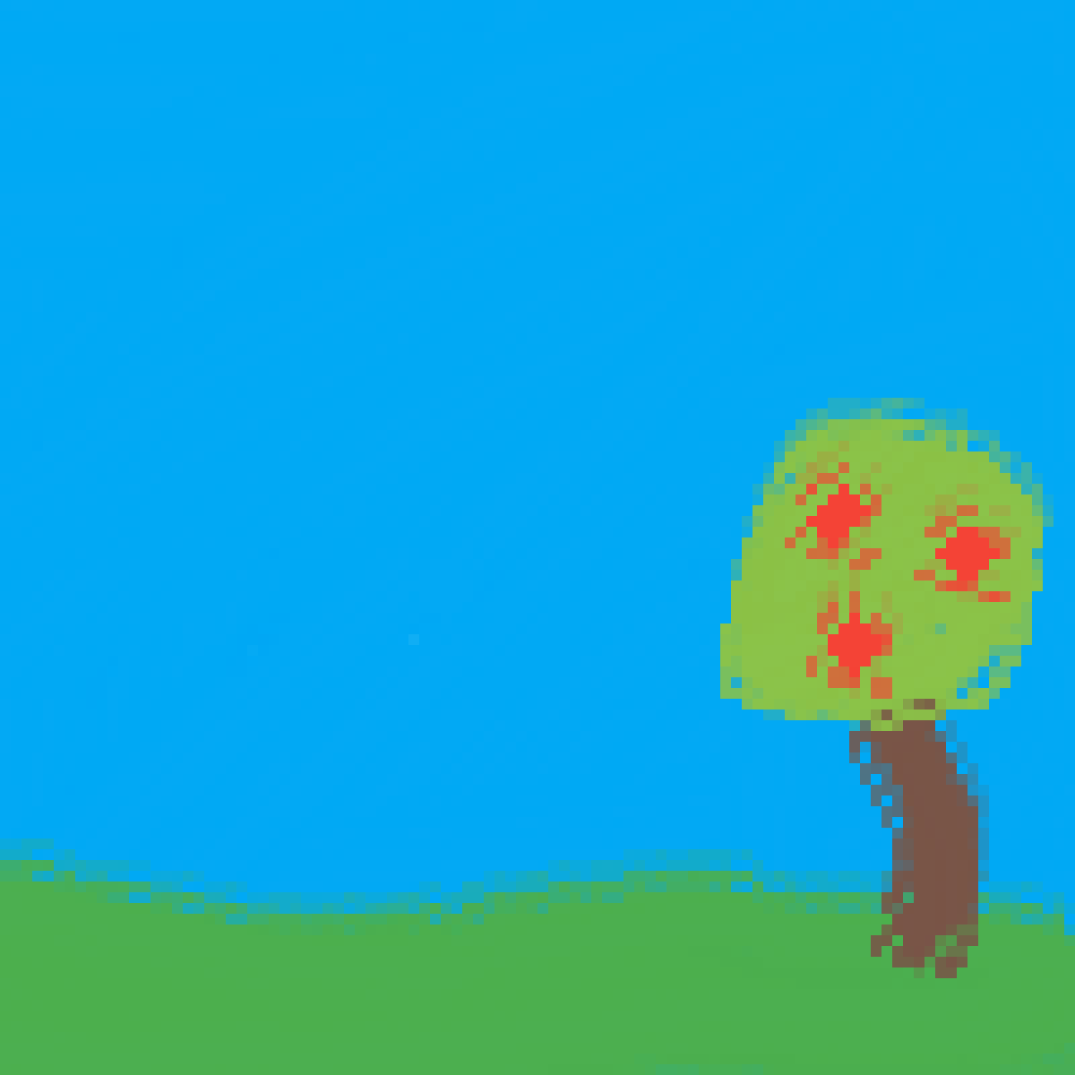 apple tree by FunStuff