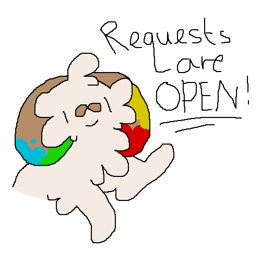 Requests, anybody? by Sparkblaze