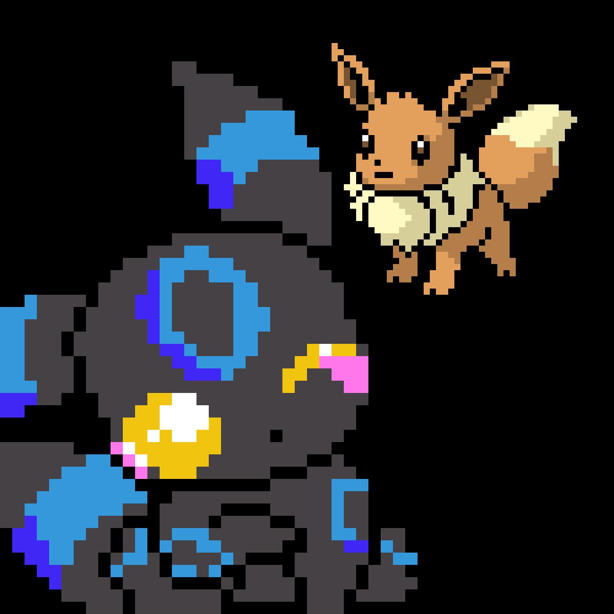 Pokemon battle!  by Griffiths