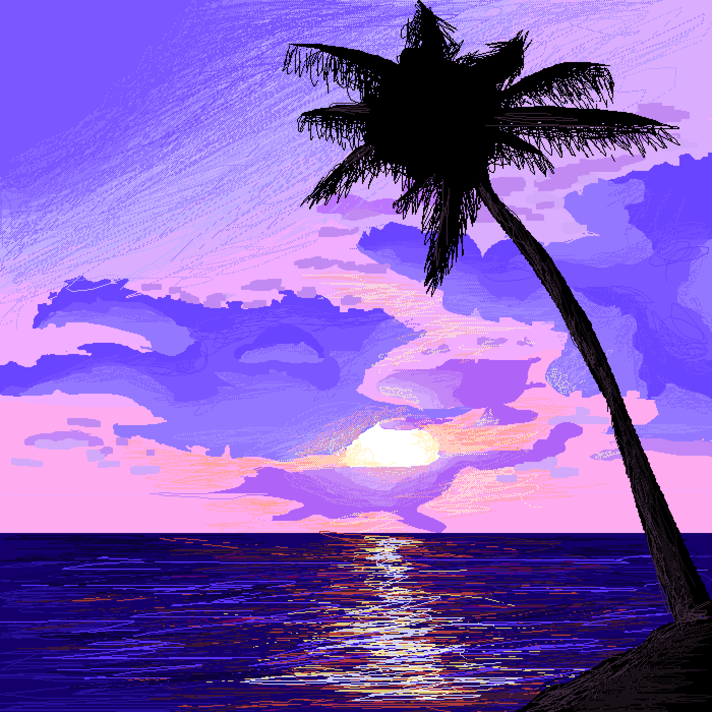 main-image-Purple Bahamas  by Esmerelda