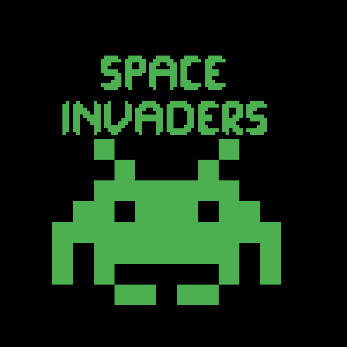 Space Invaders by FloweytheTEM