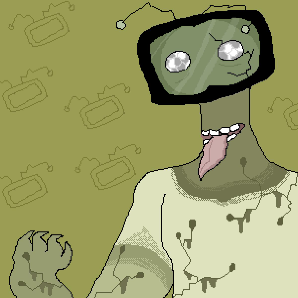 Goretober Day #7 by Panicatthedisco