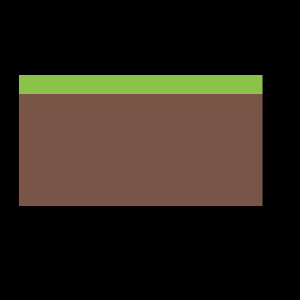 minecraft grass block by poppysky