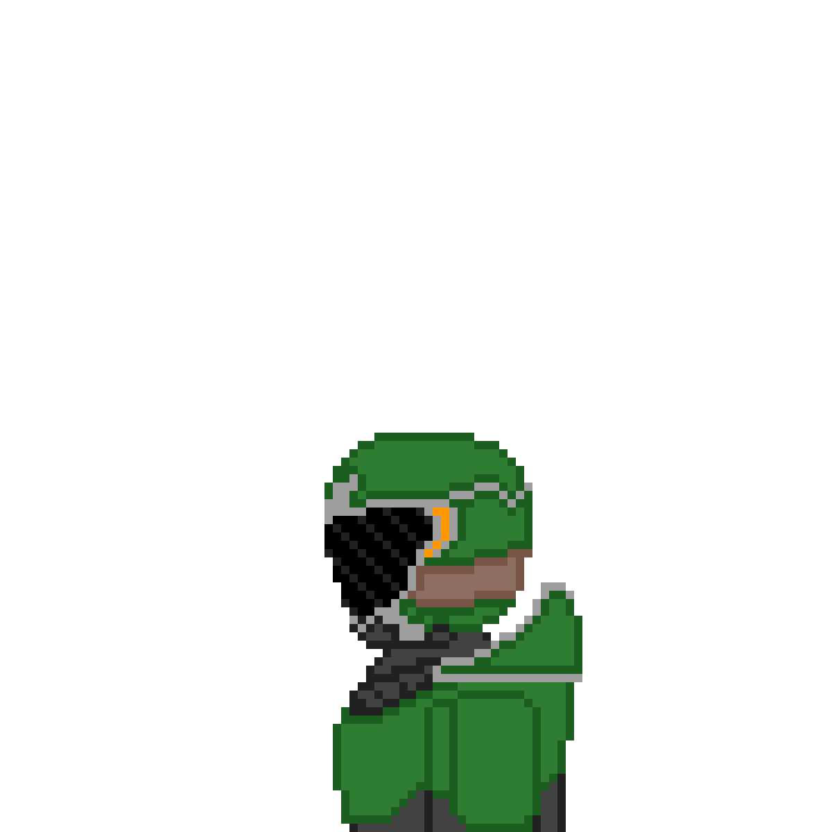 the doom slayer by FANG127