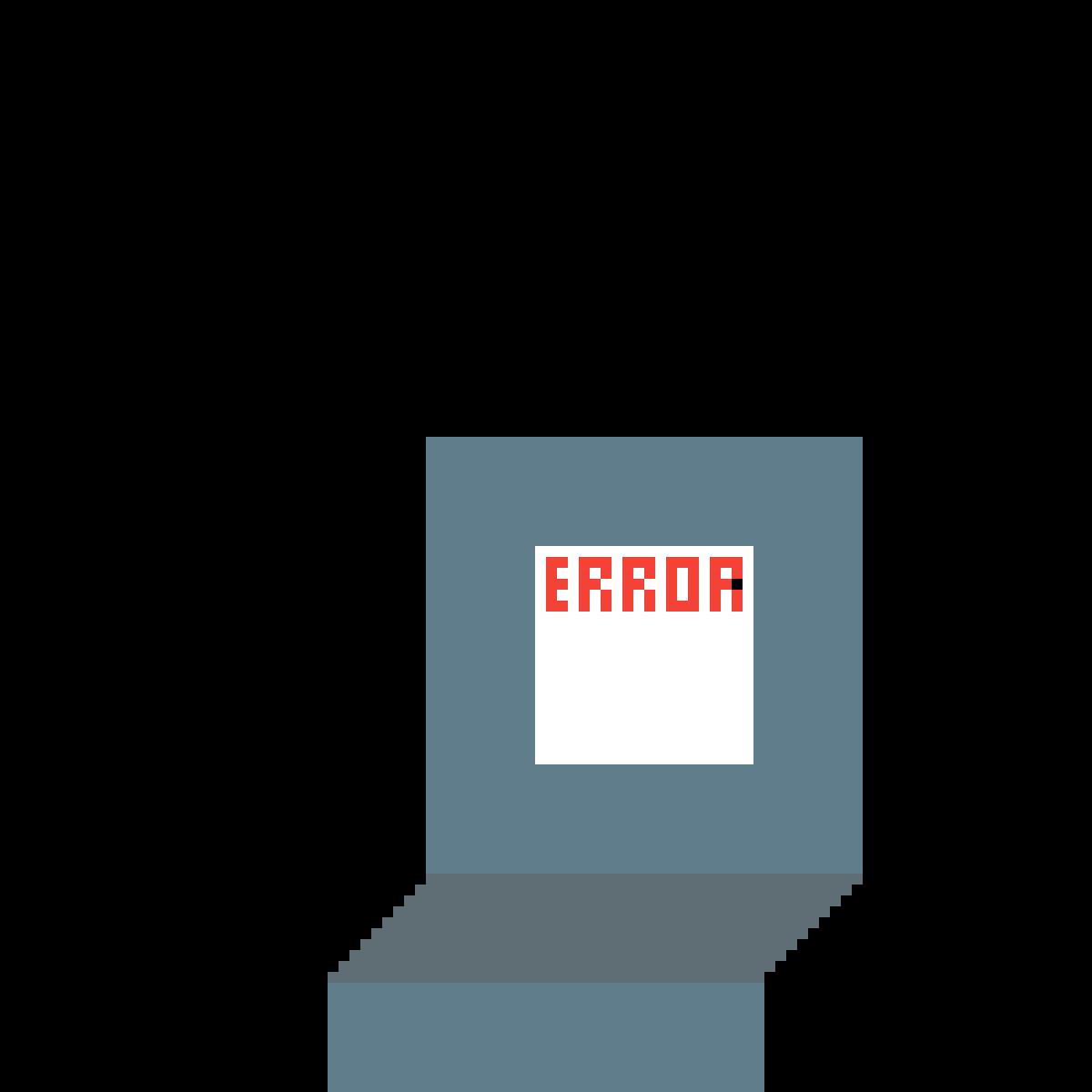 Bad Error Computer by enderapple597