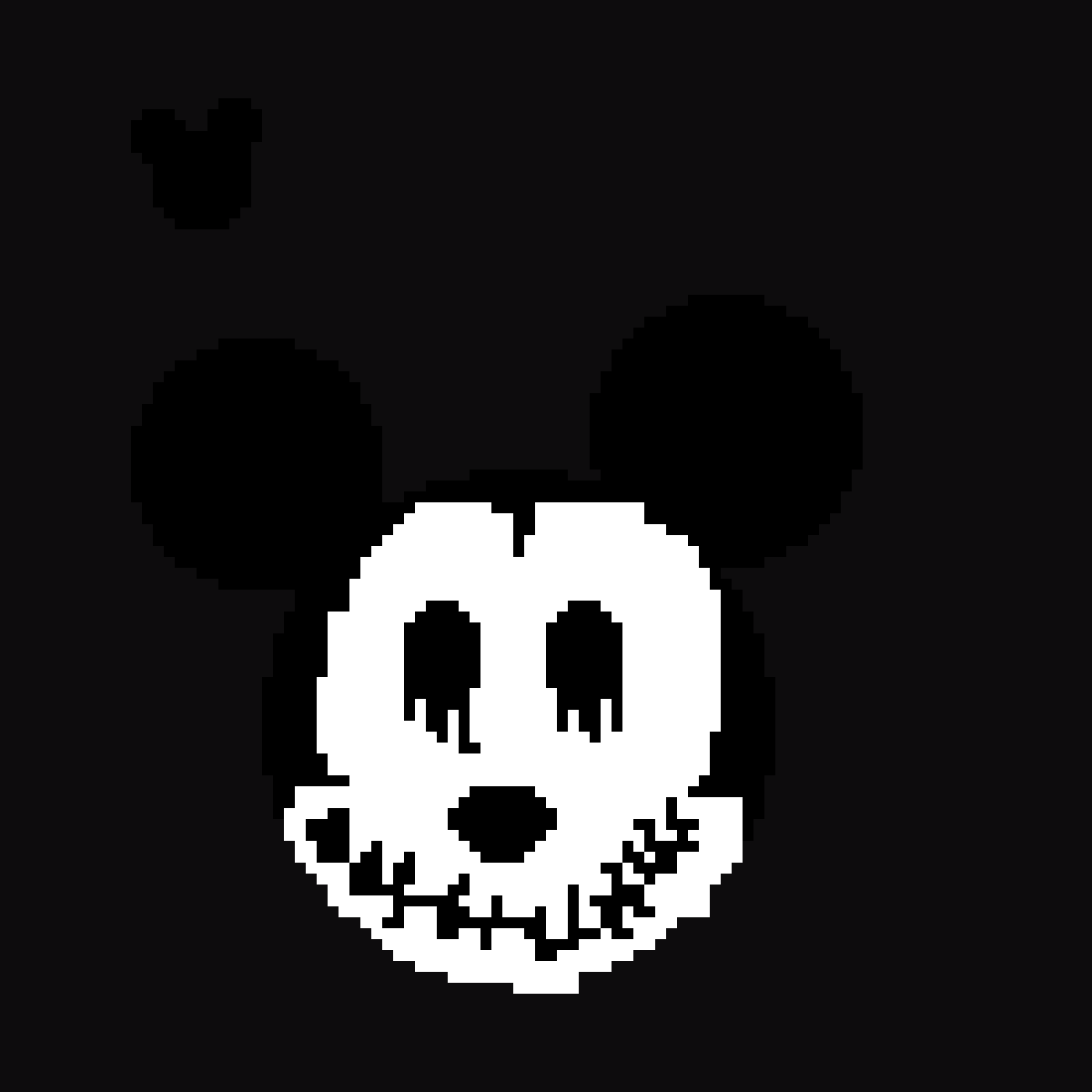 mickey mouse trap